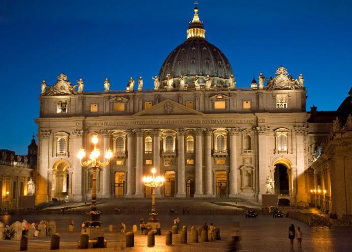 I monumenti pi belli del continente arte viaggi for Due esse arredamenti settimo san pietro